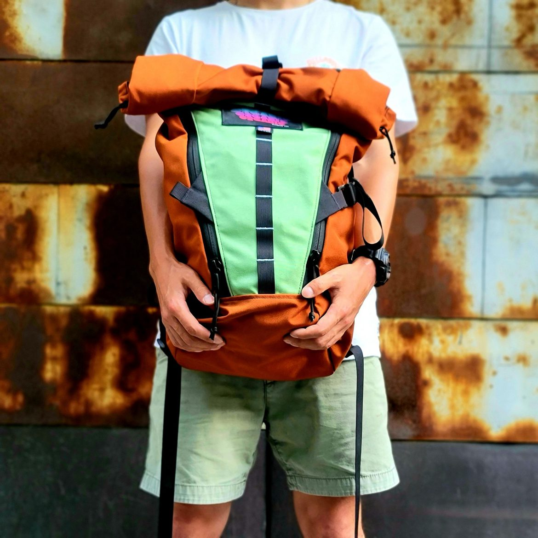 Organicなbagpack