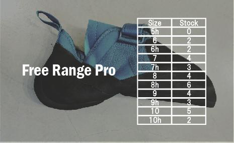 【DAY1】本日 Free Range Pro発売初日