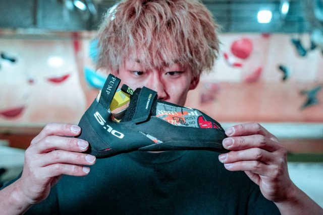 明日11/1発売!!Hiangle Pro BーPUMP OGIKUBO MODEL