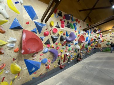 2F TWIST WALL +17routes!!