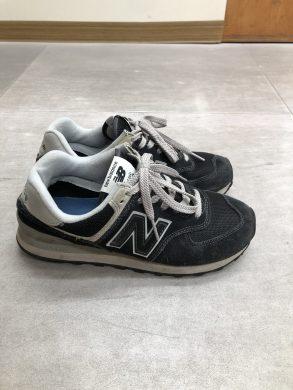 靴の取り違えがありました。
