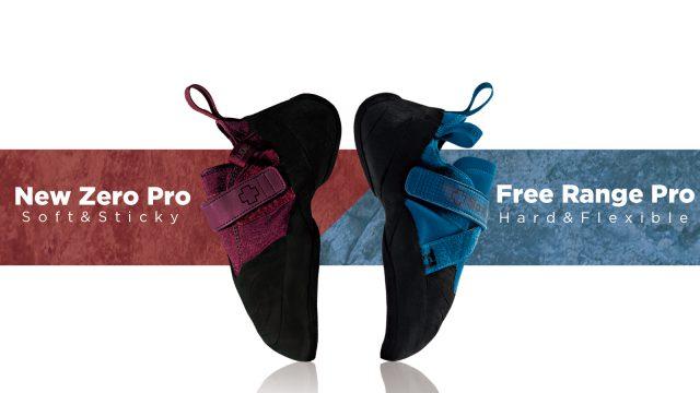 【再入荷】New Zero Pro & Free Range Pro各店在庫