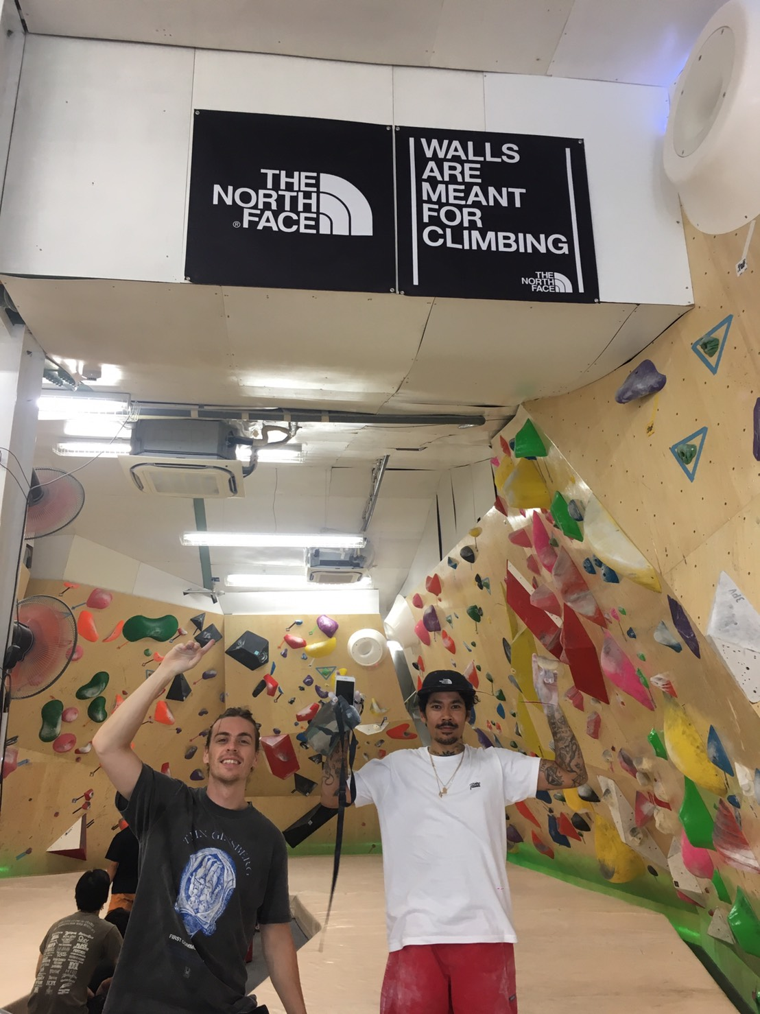 GLOBAL CLIMBING DAY!!