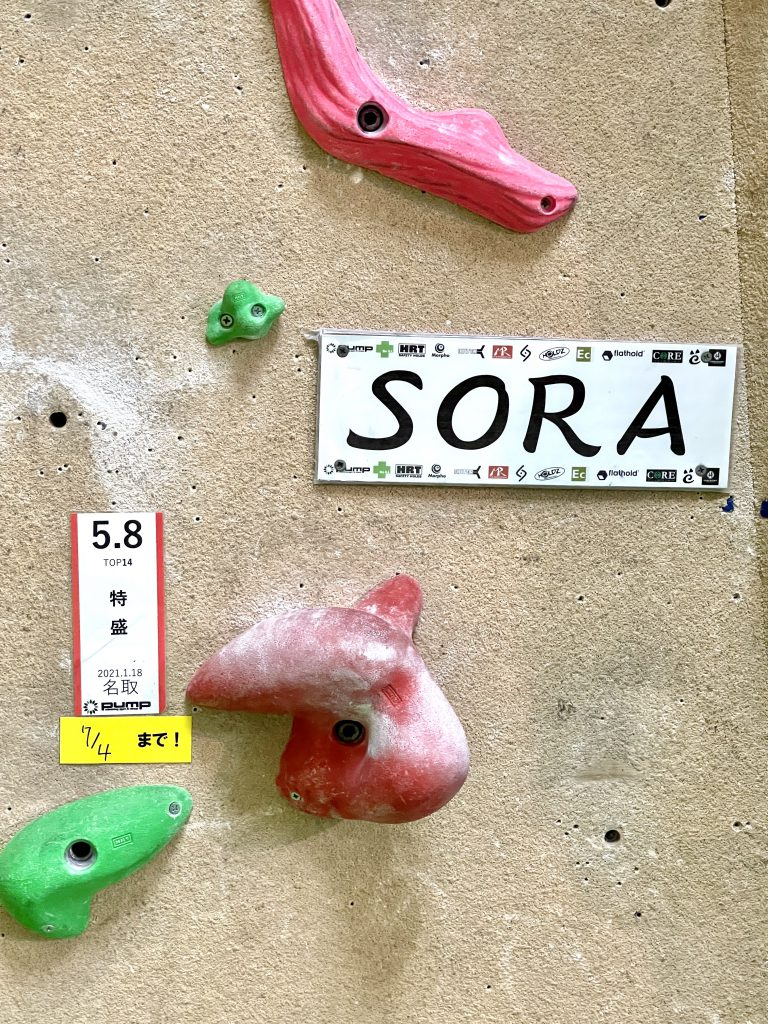 """""""SORA"""" Set information!!!"""