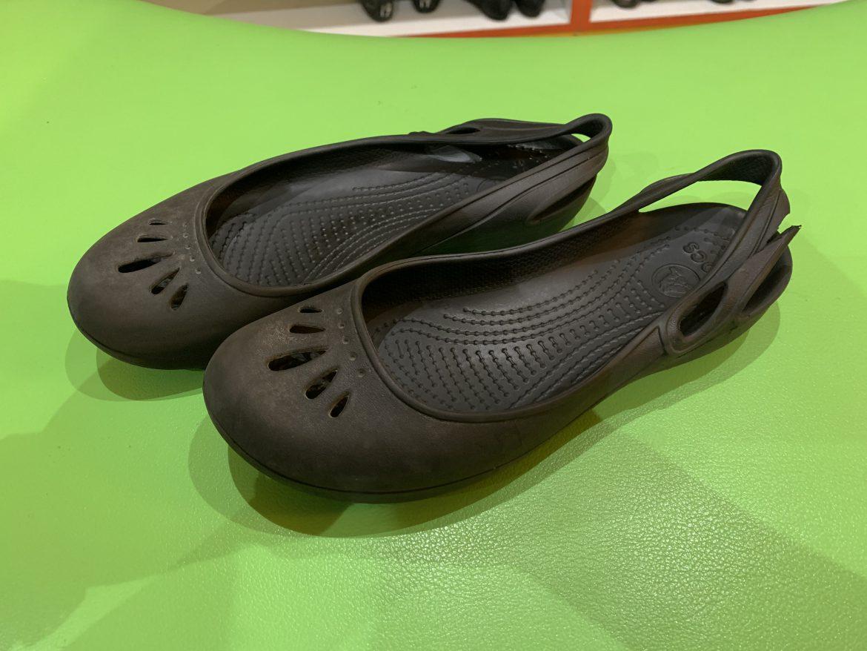 靴の取り違え