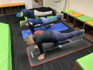 身体の話 2回目:体幹トレーニングはどこを鍛えているのか